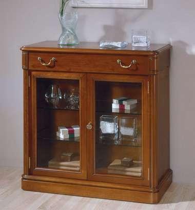 Armarios librerias de estilo clasico for Muebles de oficina 28007
