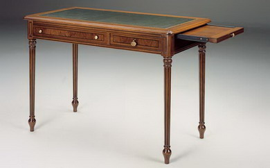 Mesas auxiliares de estilo ingles for Tresillos clasicos estilo