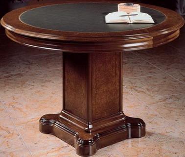 Mesas de juntas estilo clasico for Mesas auxiliares clasicas