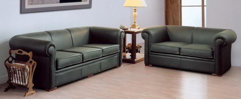 sofas clasicos de estilo ingles
